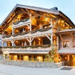 Foto di Chalet hotel La Marmotte