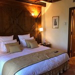 Chambre spacieuse lit King size