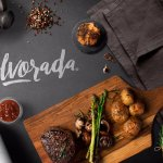 Alvorada Food and Wine, just opened in Alvor