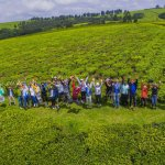 cycling in kericho county with Africa outdoors safaris