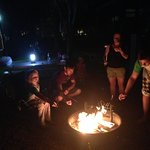 Marshmellows and smores