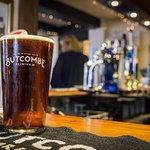 Delicious Butcombe beer