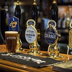 Well kept ales and lagers