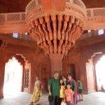 Lotus Throne @ Fatehpur Sikri