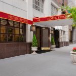 Hotel Elysee - 54th Street between Park & Madison Avenues