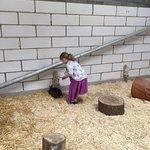 Indoor barn