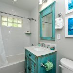 Full Bathroom with Shower and Bathtub Combination