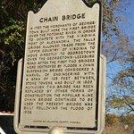 history of Chain Bridge