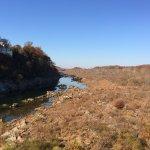 the Potomac at Chain Bridge