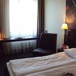 Foto de Comfort Hotel LT Rock'N'Roll Vilnius