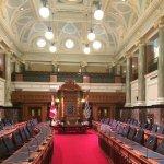 Actual Parliament Seating