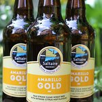 Amarillo Gold from Saltaire Brewery.