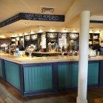 The Grove Lock - On the Bar