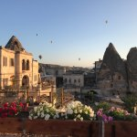 The best place to stay in Cappadocia!