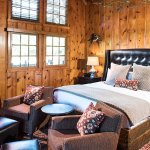 A room in our Springview Lodge, an Adirondacks-designed lodge