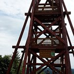 Lookout tower Na Skalce Holcovice