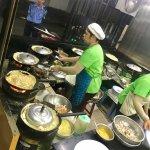 Restaurant 2 - Vietnamese pancakes with shrimp
