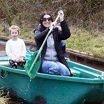 Swamp Ride at Cantref