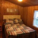 Cottage #12 bedroom