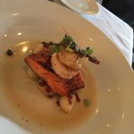Copper River Salmon Entree