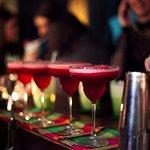 El Pushka cocktails