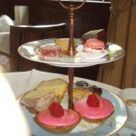 afternoon tea £52