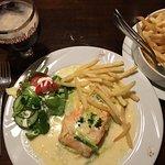 Birra Belga e Salmone