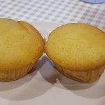 Corn Muffin side