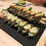 Foto de Gari and Wasabi Sushi and Japanesse Cuisine