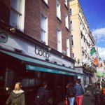 BóBós in Dame St ! Super Centre Location With Seating Outside!