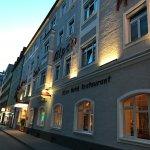 Alpen Hotel München Foto