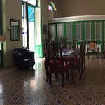 Casa's dining room