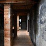 Underground passageways beneath the downtown side walks