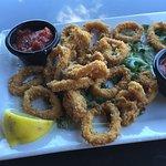 Tender Calamari