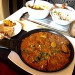 Spicy Naga Tawa (Lamb)
