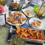 Cafe Grill La Luna Foto