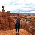 """Bryce Canyon with its """"Hoodoos"""""""