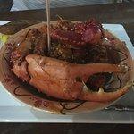 Creole Crab - delicious!