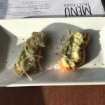 Pesto Bread Appetizer (courtesy)