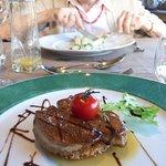 Un foie gras poêlé savoureux!