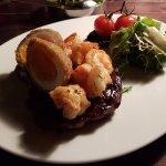 Steak Edinburgh Foto
