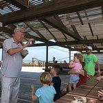 Show & Tell at Padre Island National Seashore