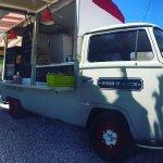 volkswagen t2 Lampedusa Streetfood