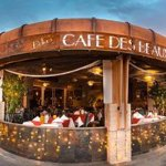 French cuisine on El Paseo Palm Desert at the famed Cafe des Beaux Arts!