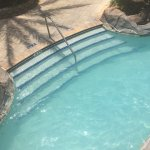 We stayed at 906 Calabria we booked with Debbi Blythe super clean home! The resort staff was ama