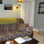 Sunset Suite sitting room