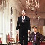 Ronald Reagan & Kevin