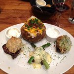 Trio of Filet Medallions