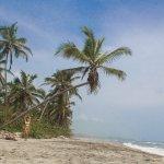 untouched Costeno beach