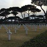 Sicily Rome American Cemetery and Memorial-billede
